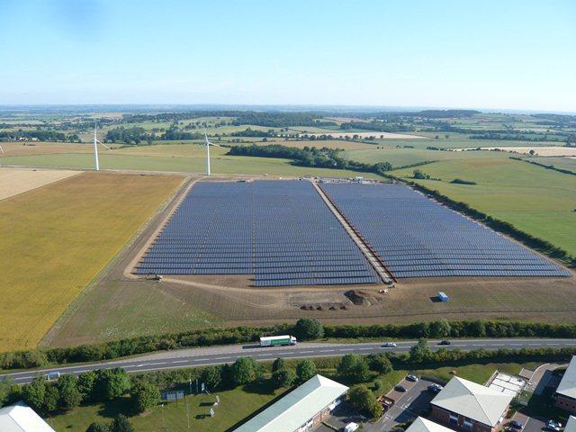 Uk Co Op S Solar Farm Local Share Offer A Success Energy