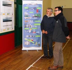 Darragh Molloy and Ken Spratt discuss Fuinneamh plans for a carbon free future