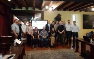 ECI at 3rd Coordination meeting of the SEAFUEL project in Madeira