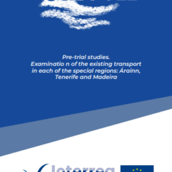 Click here to Downlaod Pre-trial studies. Examination of the existing transport in each of the special regions Árainn, Tenerife and Madeira